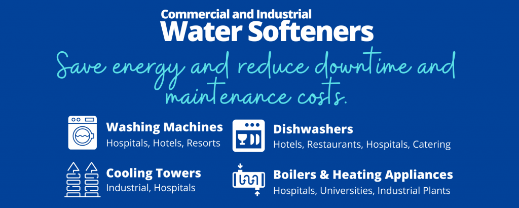 Save Energy with Water Softeners