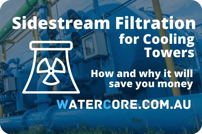 Sidestream Water Filtration For Cooling-Towers How and why it will save you money