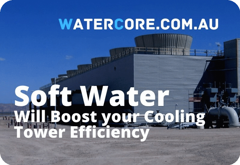 Soft Water boosts Cooling Tower Efficiency