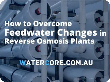 How to overcome feedwater changes in reverse osmosis systems