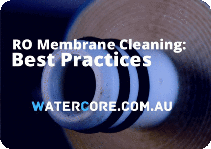 Reverse Osmosis Membrane Cleaning