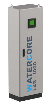 Watercore RO plus EDI ultra pure water for hospitals and labs